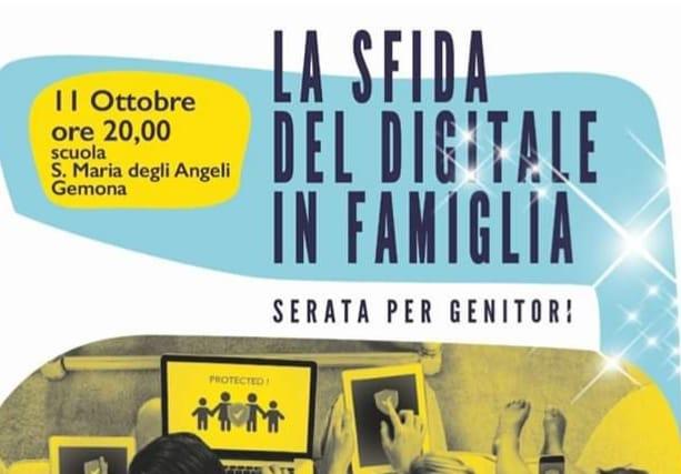 La sfida del digitale in famiglia