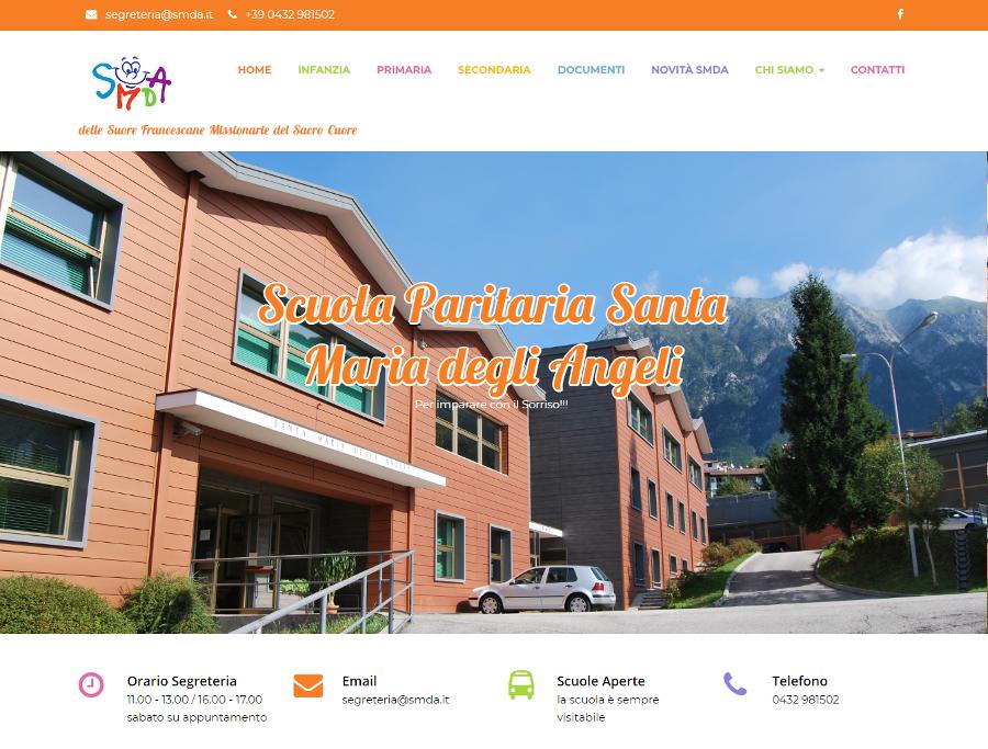 Nuovo sito Smda