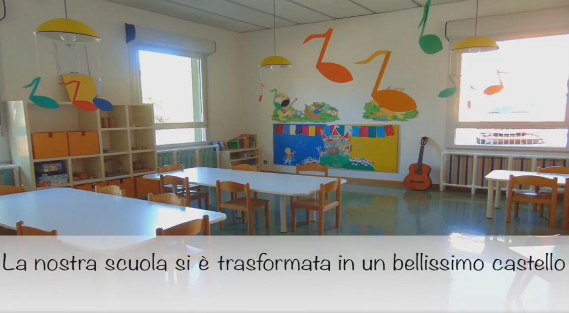 La scuola dell'infanzia si trasforma….